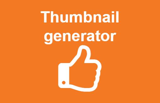 Ometistoolkit Thumbnail Generator